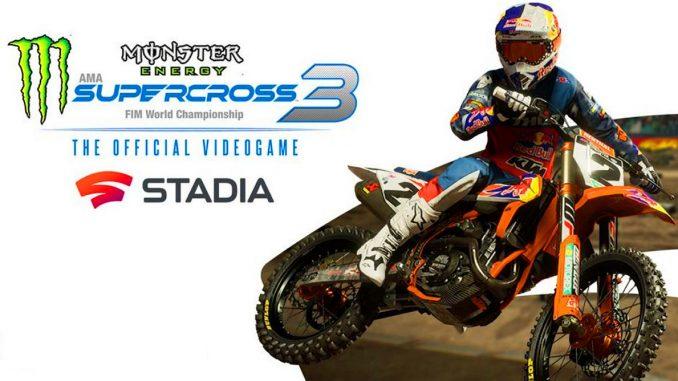 supercross 3 stadia febrero 2020
