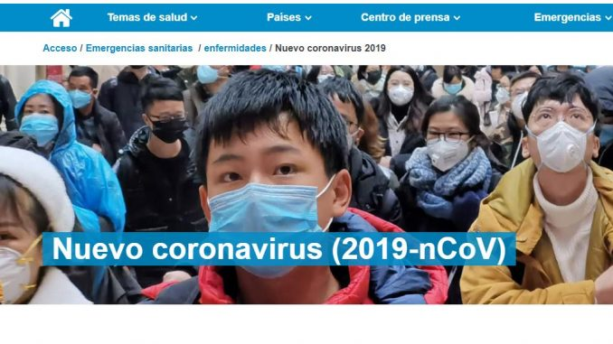 youtube y coronavirus covid-19