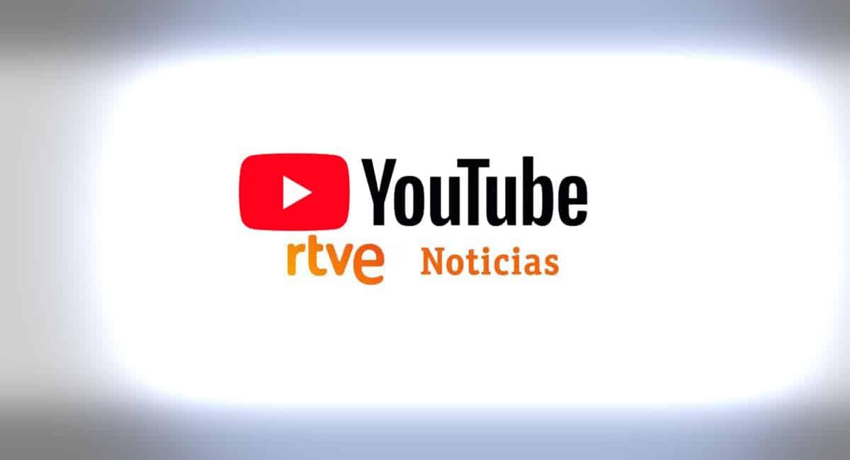 canal youtube RTVE noticias