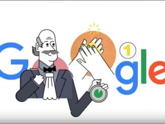 doodle Ignaz Semmelweis