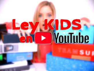 ley KIDS en Youtube