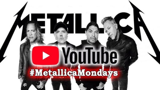 youtube metallica #MetallicaMondays