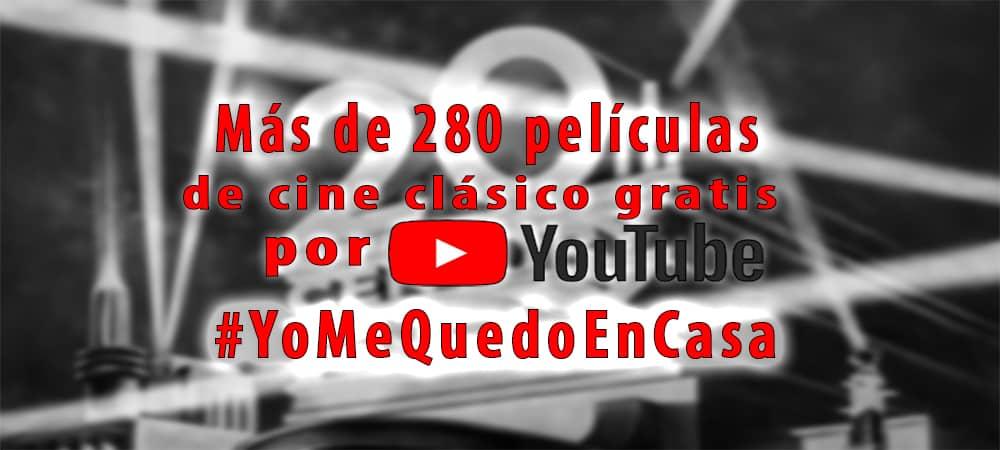 películas gratis por youtube