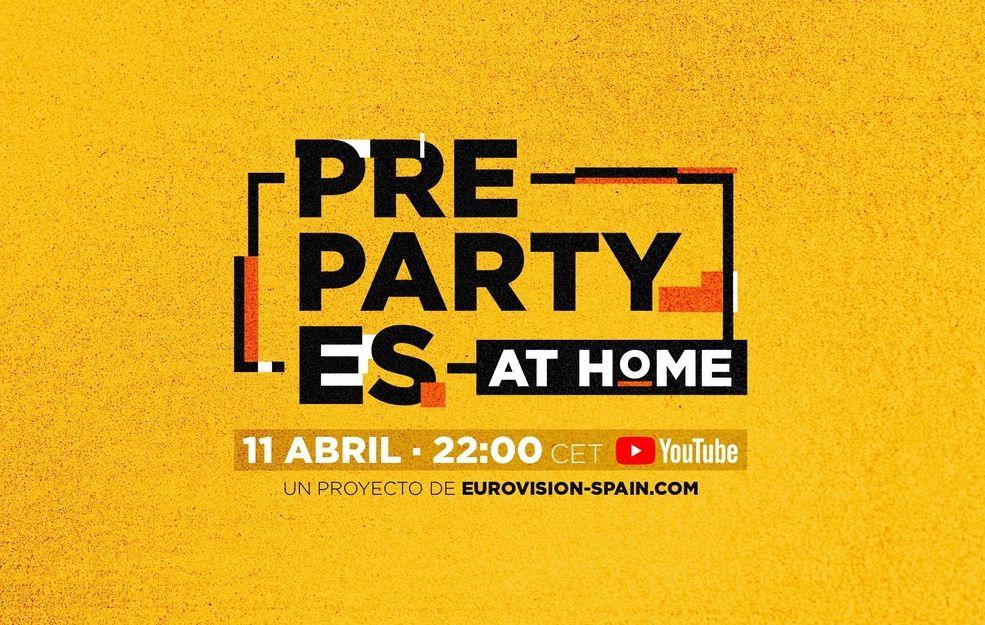 eurovision 2020 prepartyathome