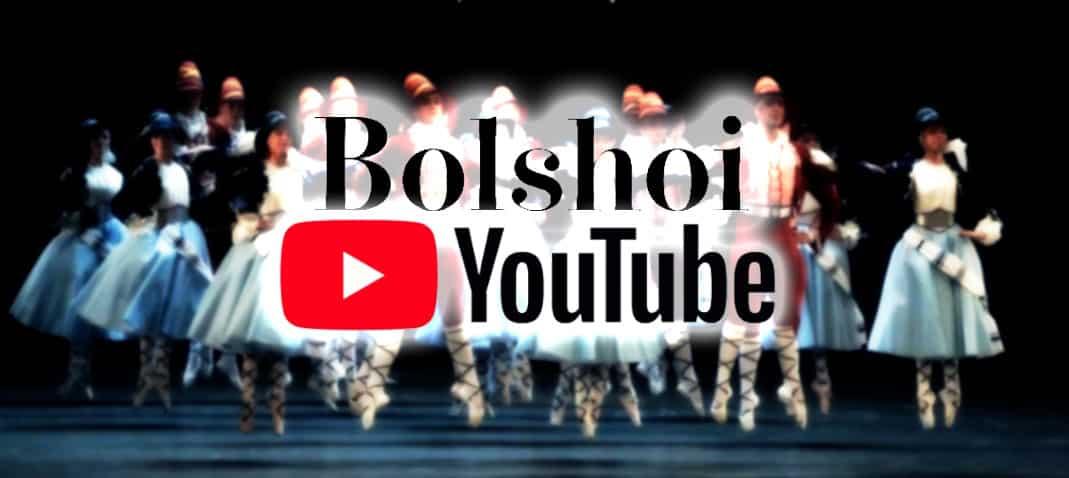 representaciones teatro bolsoi youtube