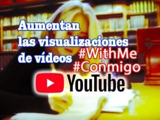 youtube conmigo withme