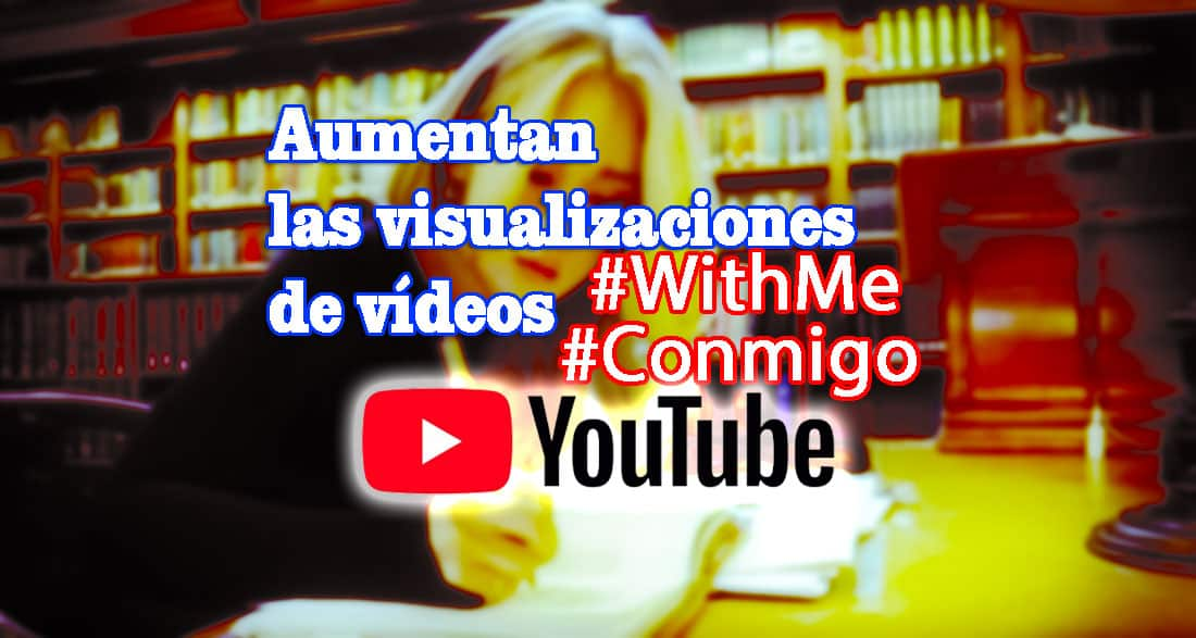 youtube conmigo withme
