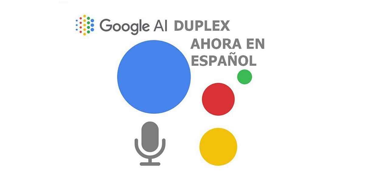 google duplex en español