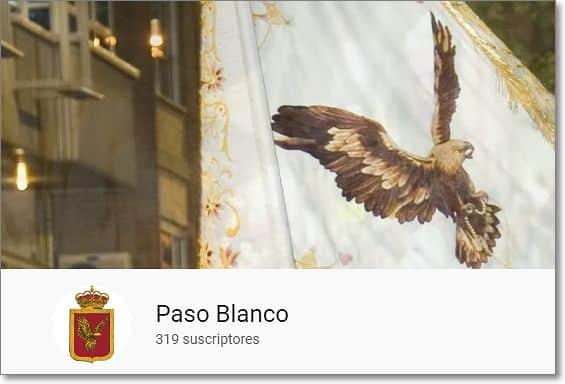 canal de Youtube del Paso Blanco