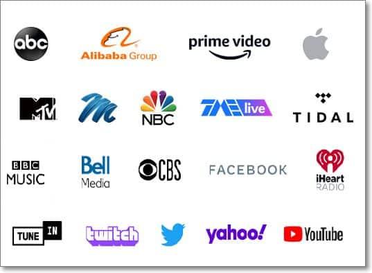 Canales por donde se transmitirá #TogetherAtHome