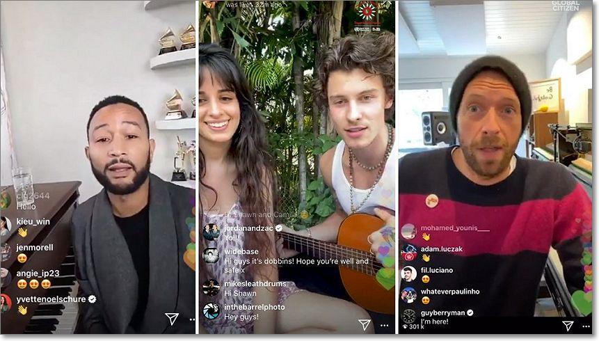 cantantes global citizen en youtube