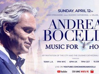 concierto andrea bocelli por youtube domingo 12
