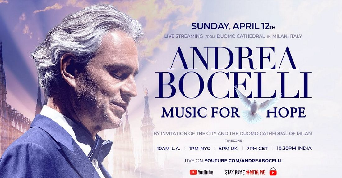 concierto andrea bocelli por youtube domingo 12