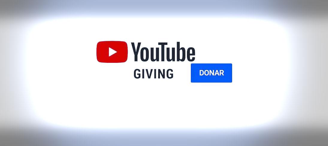 donar con youtube giving
