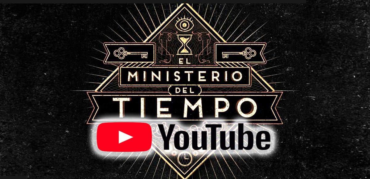 el ministerio del tiempo por youtube