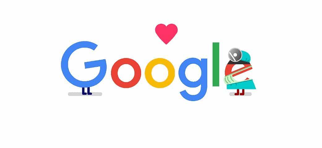 google doodle sanitarios