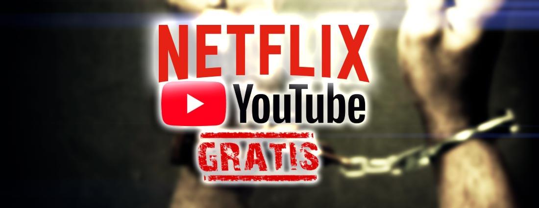 netflix gratis por youtube