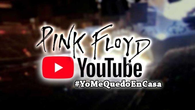 conciertos pink floid por youtube streaming