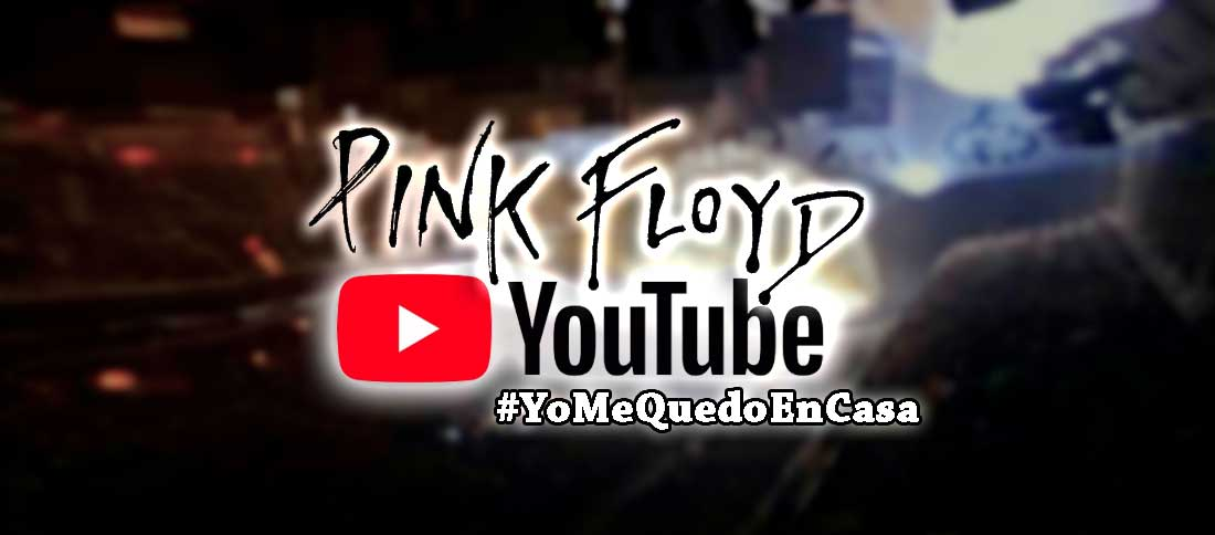 conciertos pink floid por youtube streaming