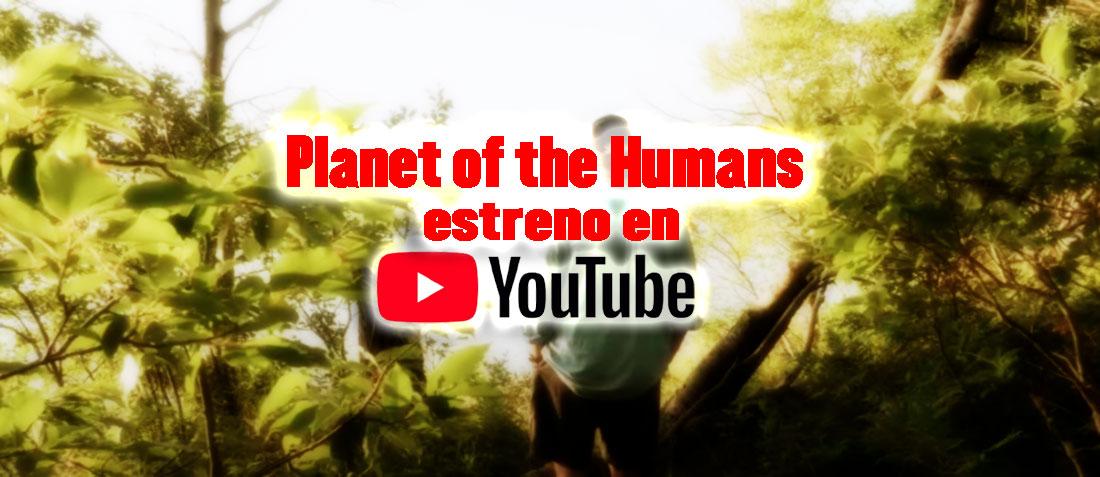 estreno planet of the humans michael moore