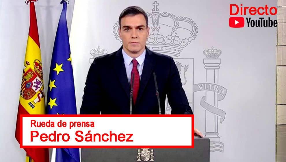 RDP Pedro Sánchez