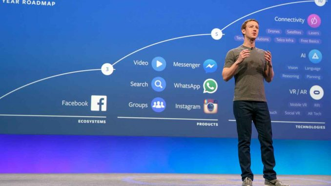 mark zuckerberg video chat