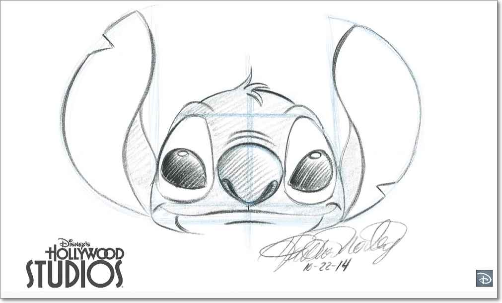 Dibujo de Lilo