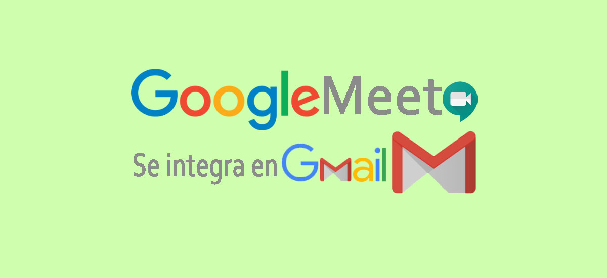 google meet en google gmail