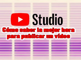 mejor hora para publicar vídeo en youtube