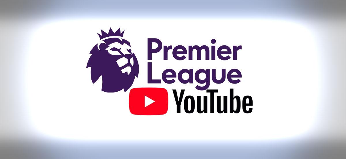 premier league por youtube