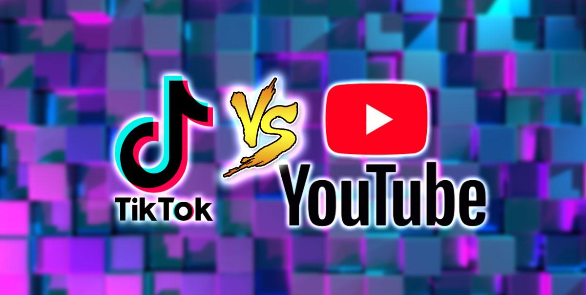 youtube contra tiktok cual es mejor