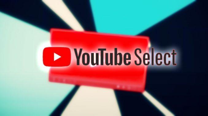 youtube select anuncios en youtube