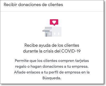 Ayuda de tus clientes por Covid-19