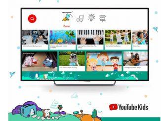 campamento de youtube para niños