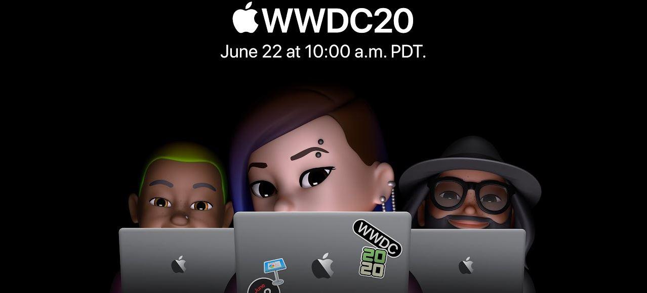 apple keynote wwdc20