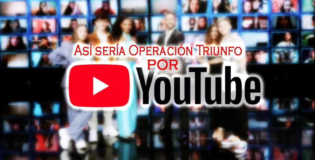 operación triunfo OT por Youtube