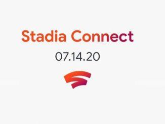 Google Stadia connect 07.14.20
