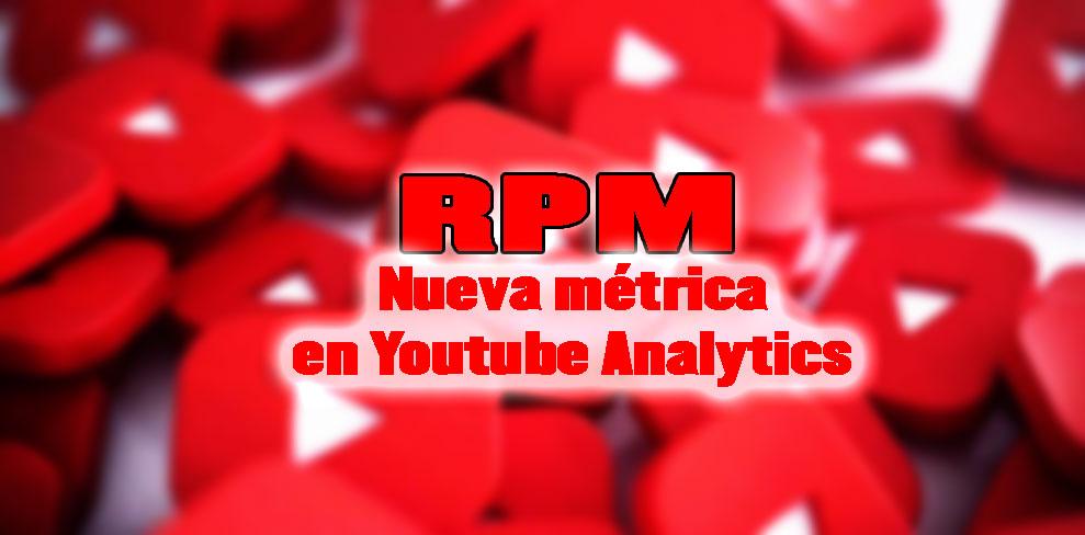 youtube analytics RPM