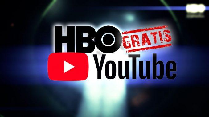 hbo gratis por youtube