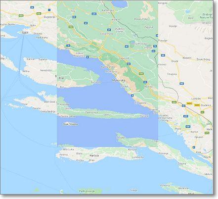 Mejora color Google Maps