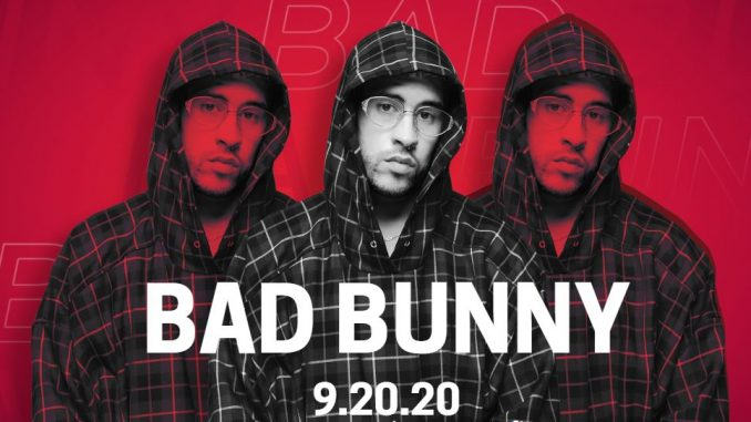 Bad Bunny concierto virtual por youtube