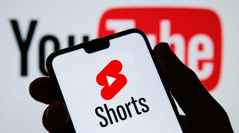 puesta en marcha de youtube shorts