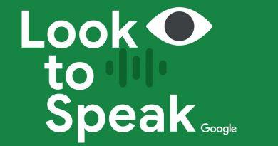 look to speak de google