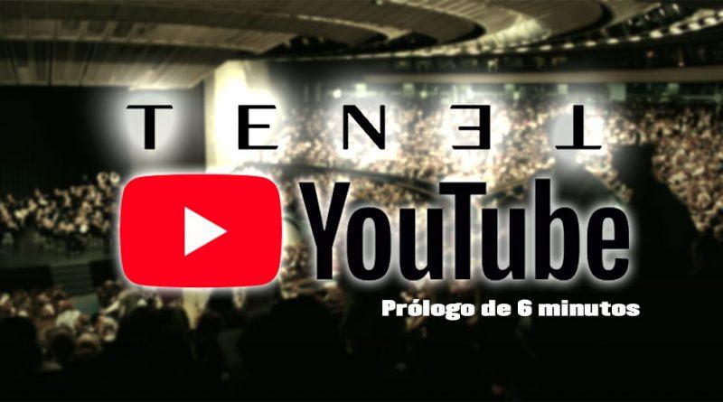 tenet en Youtube estreno de 6 minutos de inicio