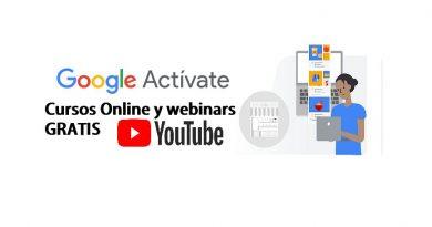 Cursos google Actívate 2021