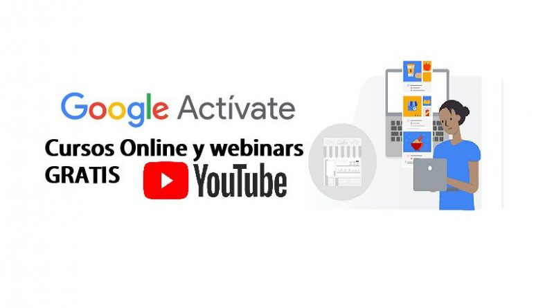 Cursos google Actívate 2021
