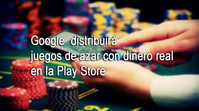 juego online con dinero real en play store