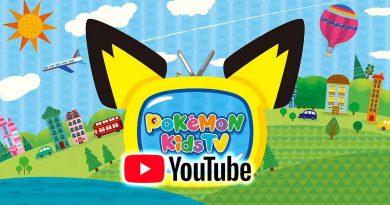 Pokemon kids tv en Youtube