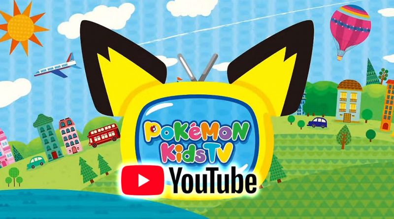 Pokemon kids tv en Youtube