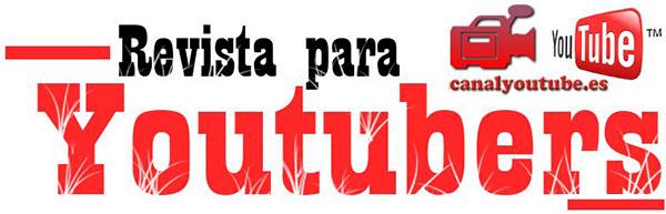 revista para youtubers